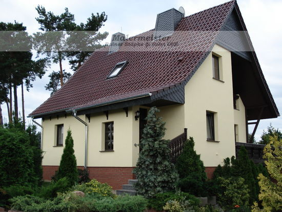 Fassade Einfamilienhaus Reichenbach