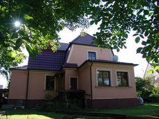 Fassade Einfamilienhaus Gro� Gastrose