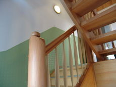 Treppenhaus Vliestapete