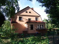 Fassade Einfamilienhaus Groß Gastrose